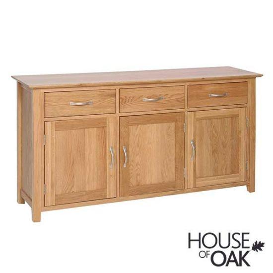 Coniston Oak Large Sideboard