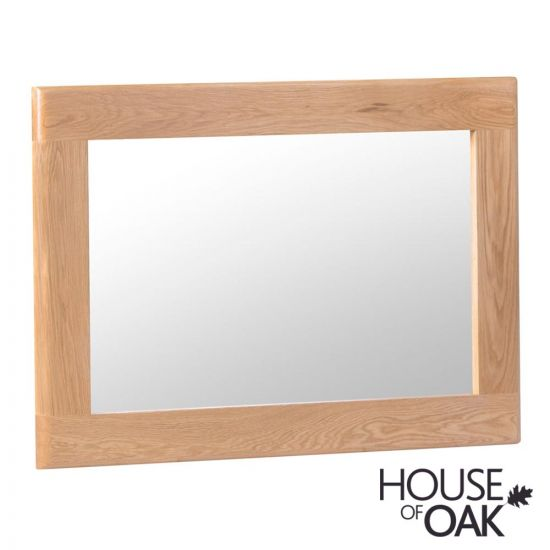 Oslo Oak Wall Mirror