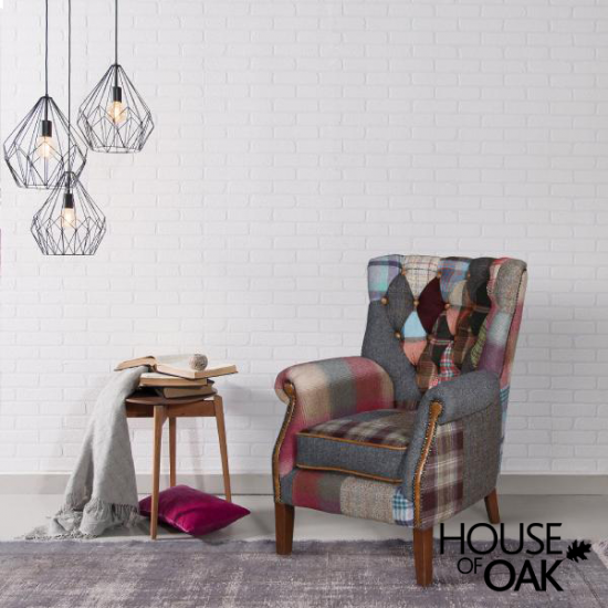 Barnard Patchwork Chair