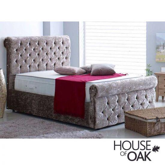 Romney Fabric Bed