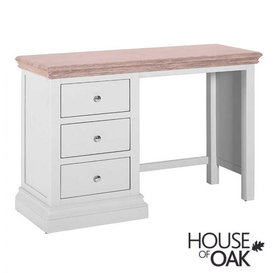 Porto Light Grey Dressing Table ONLY