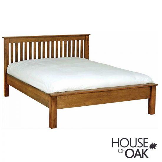 Farmhouse Oak 5FT Low Footend Bed