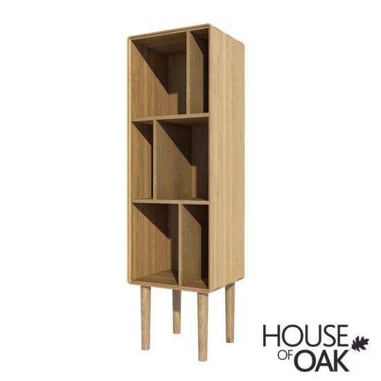Scandic Oak - Narrow Cabinet