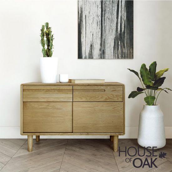 Scandic Oak Narrow Unit