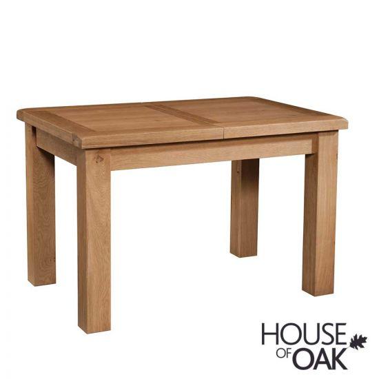 Canterbury Oak 120cm Extending Dining Table