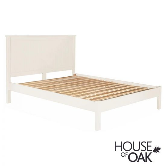 Symphony White 4FT 6'' Double Bed