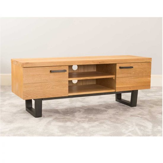 Harmony Oak - TV Cabinet