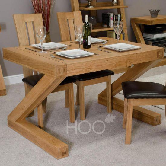 Z Oak 4FT x 3FT Table