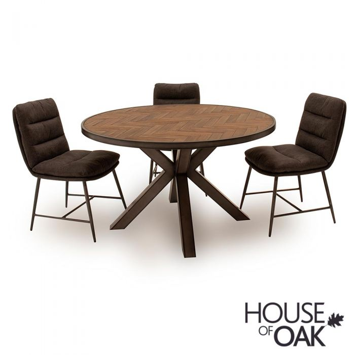 Vanya 130cm Round Dining Table House, Round Dining Table Uk