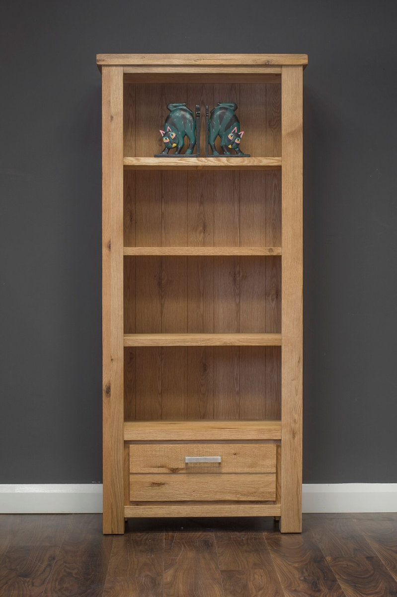 Sorrento 1 Drawer Bookcase