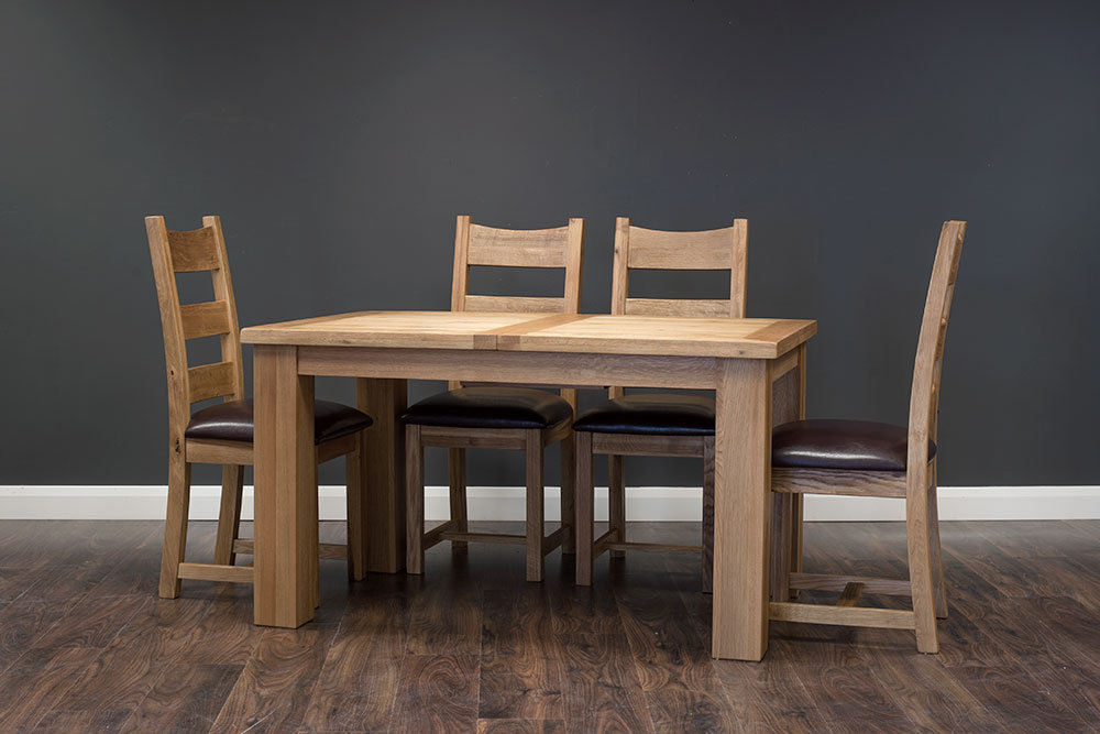 Sorrento Small Extending Dining Table