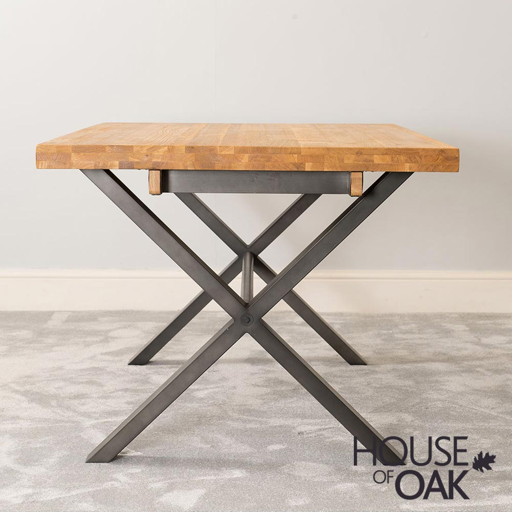 Harmony Oak - 150cm Dining Table