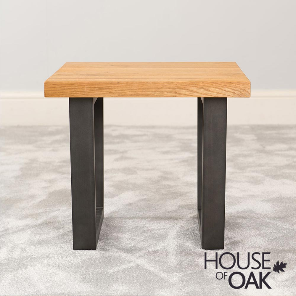 Harmony Oak - Lamp Table