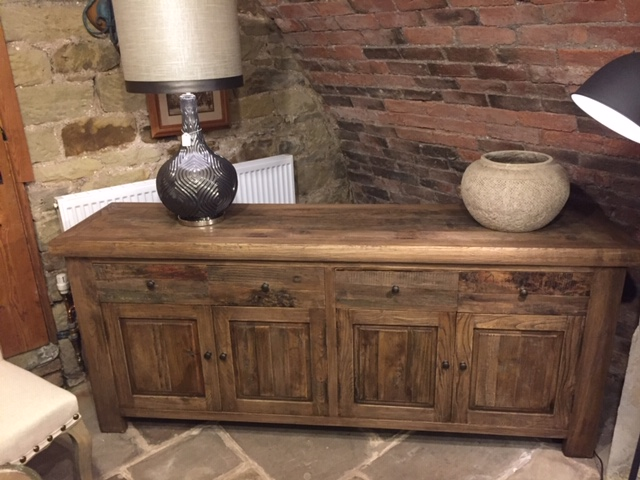 Hudson Bay Reclaimed Elm Large Sideboard