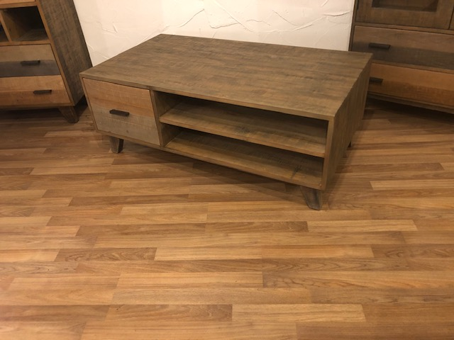 Sorrento Coffee Table with 2 Drawers