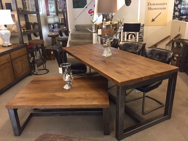 Ironoak 6FT Dining Table
