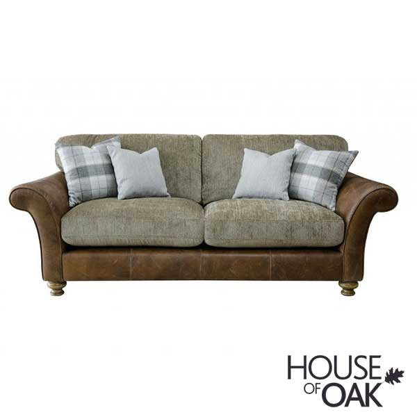 Alexander & James Lawrence 3 Seater Standard Back Sofa - Option 1