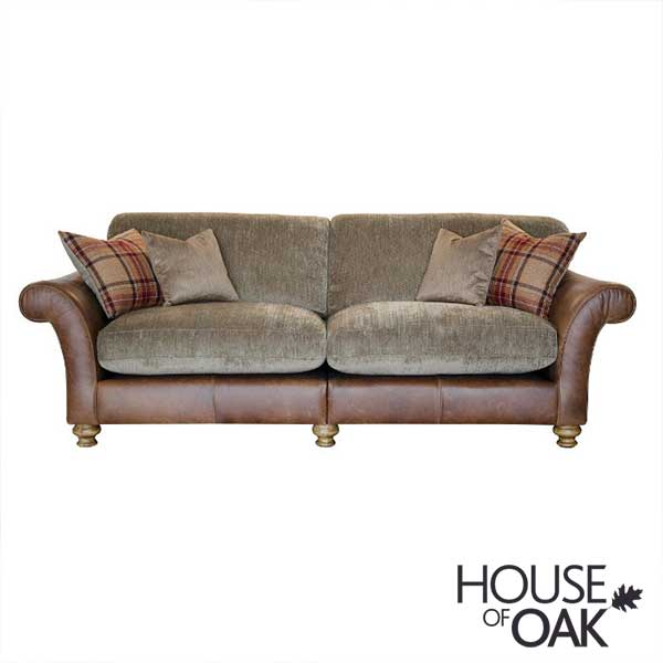 Alexander & James Lawrence 4 Seater Standard Back Sofa - Option 2