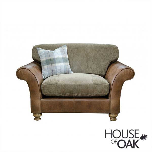 Alexander & James Lawrence Snuggler Standard Back Chair - Option 1