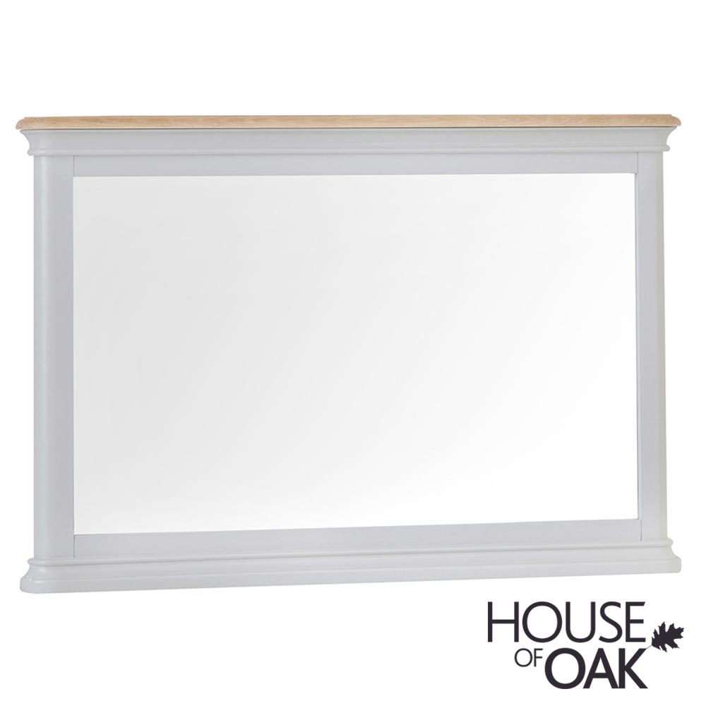 Chelsea Grey Wall Mirror