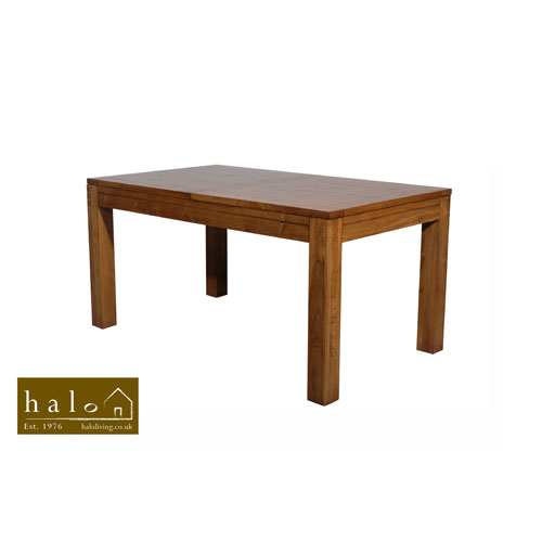 Montana 6FT Extending Table in Nibbed Oak