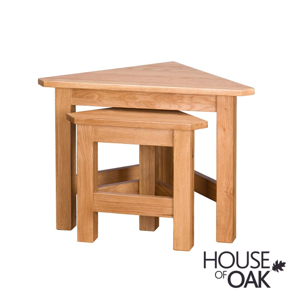 New Hampshire Nest of 2 Corner Tables