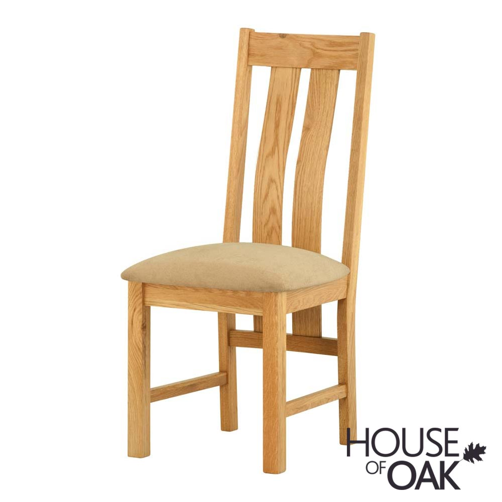 Portman Dining Chair in Oak