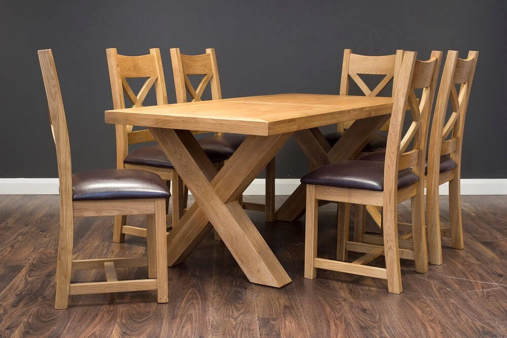 Oxford Dining Table 1.8m