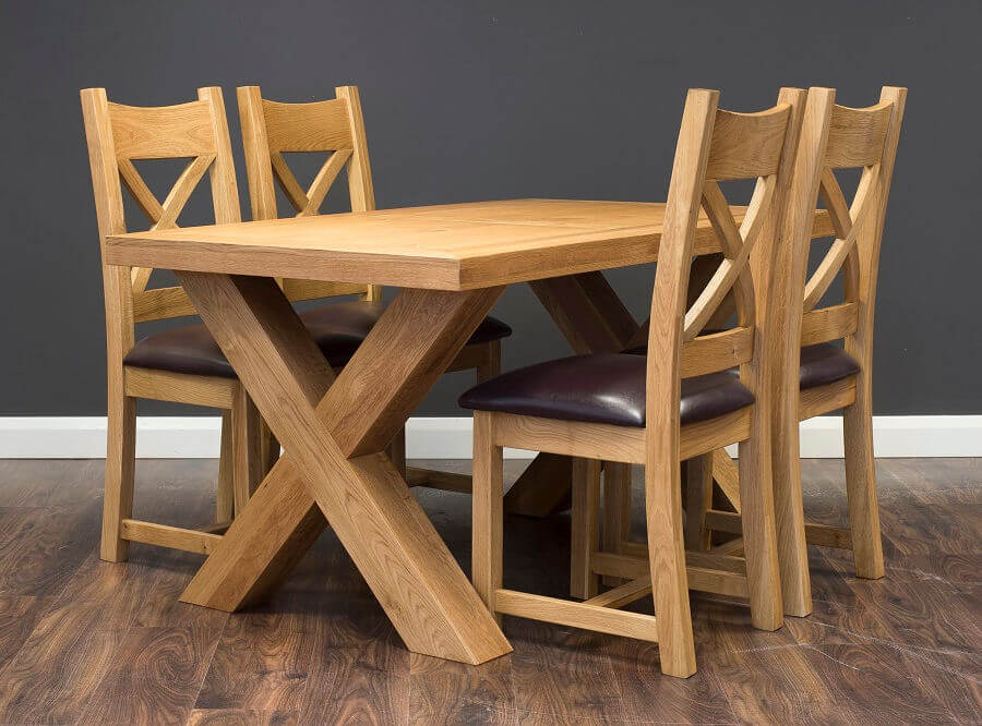 Oxford Dining Table 1.5m