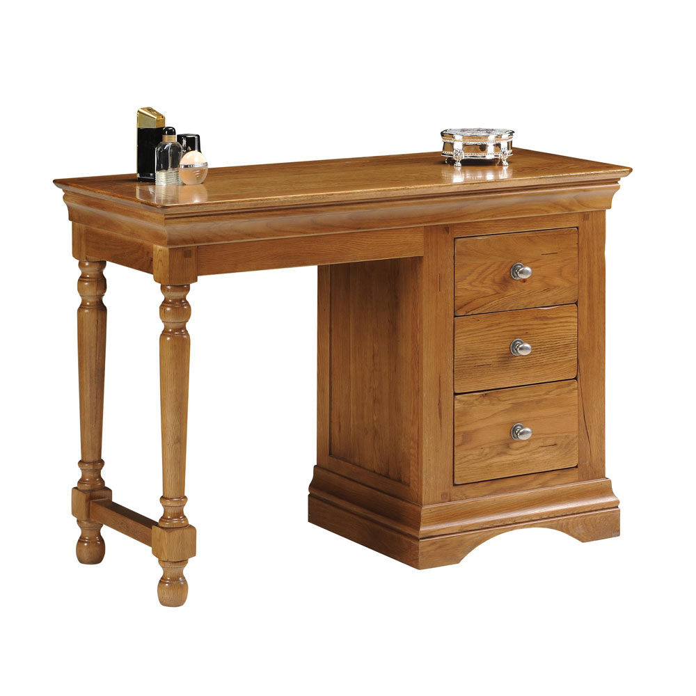 Clermont Oak Dressing Table