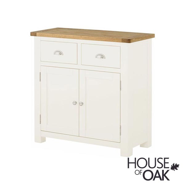 Portman Painted 2 Door 2 Drawer Sideboard in White