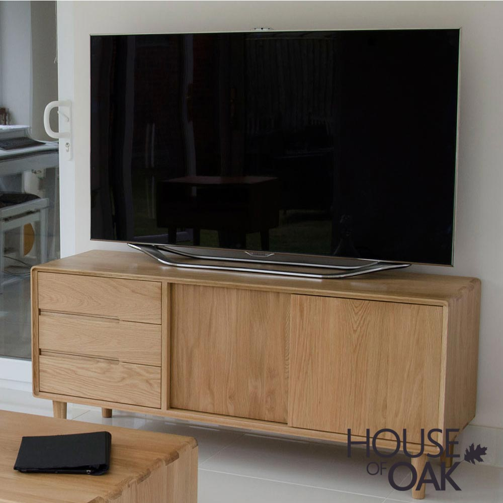 Scandic Oak - Wide Unit