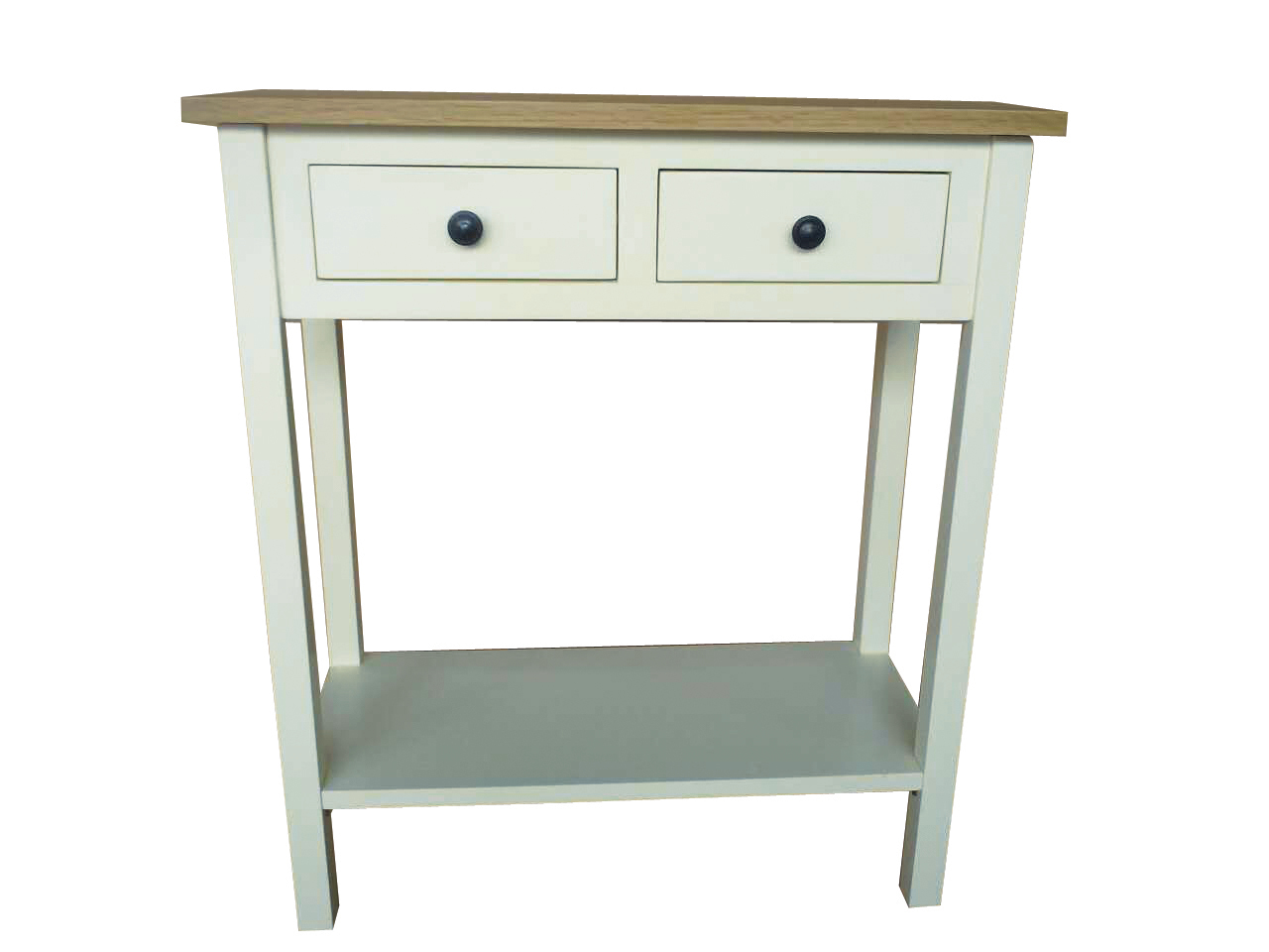 Simply Oak in Cream Large Telephone Table
