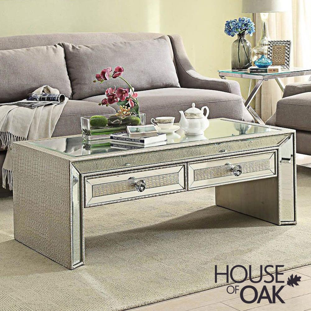 Mayfair Mirrored Coffee Table
