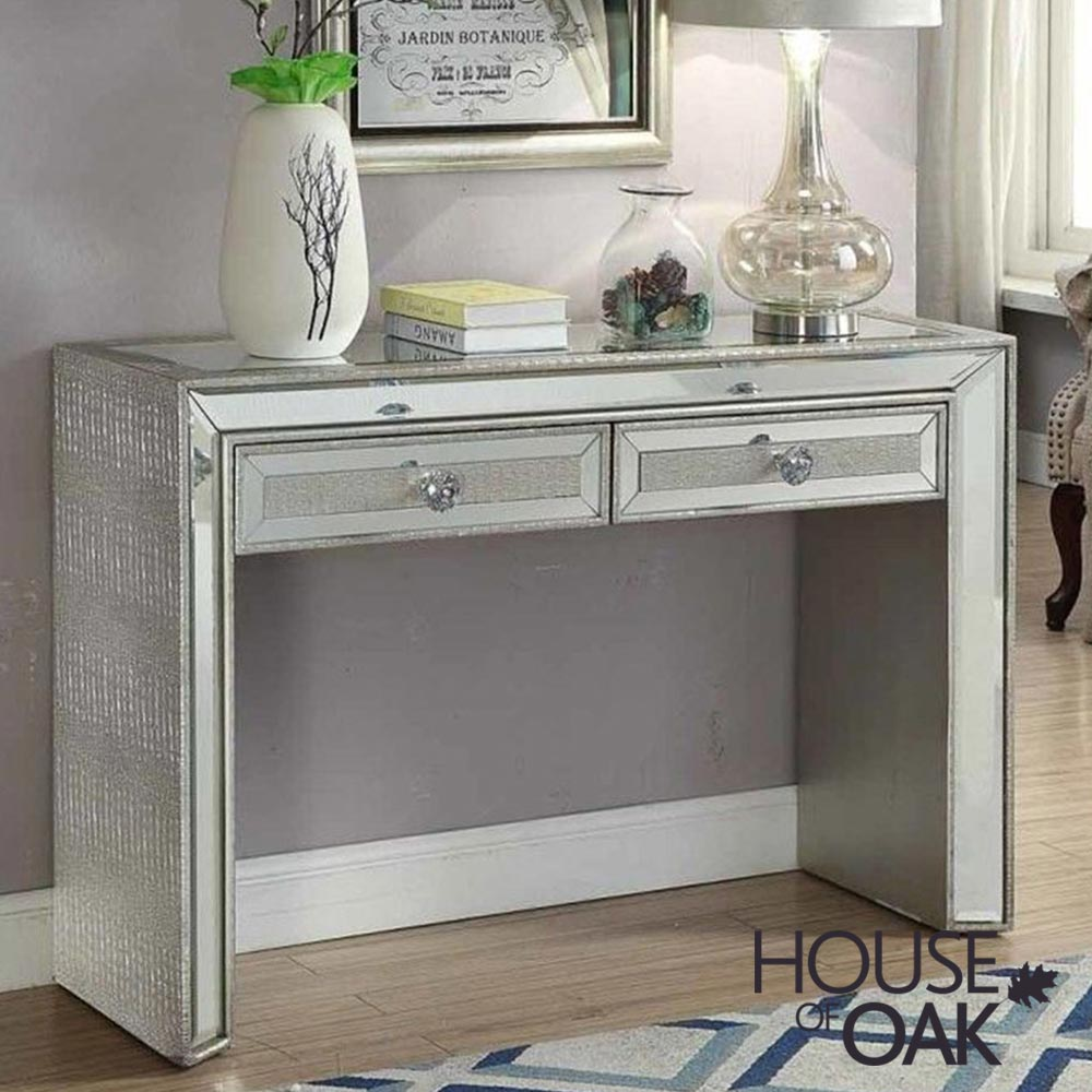 Mayfair Mirrored Console Table