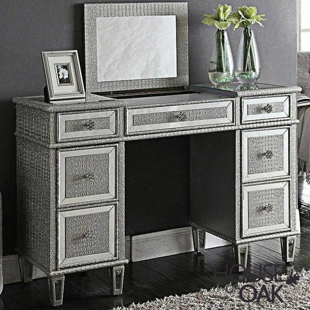 Mayfair Mirrored Dressing Table