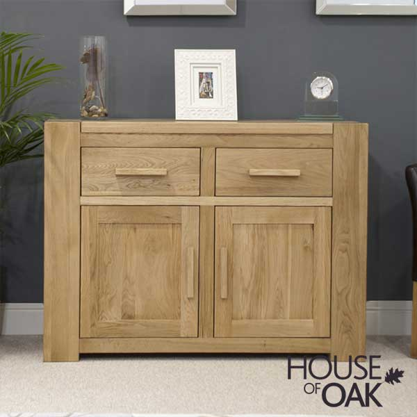 Pandora Solid Oak Medium Sideboard