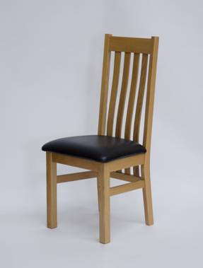 Perugia Oak Dining Chair