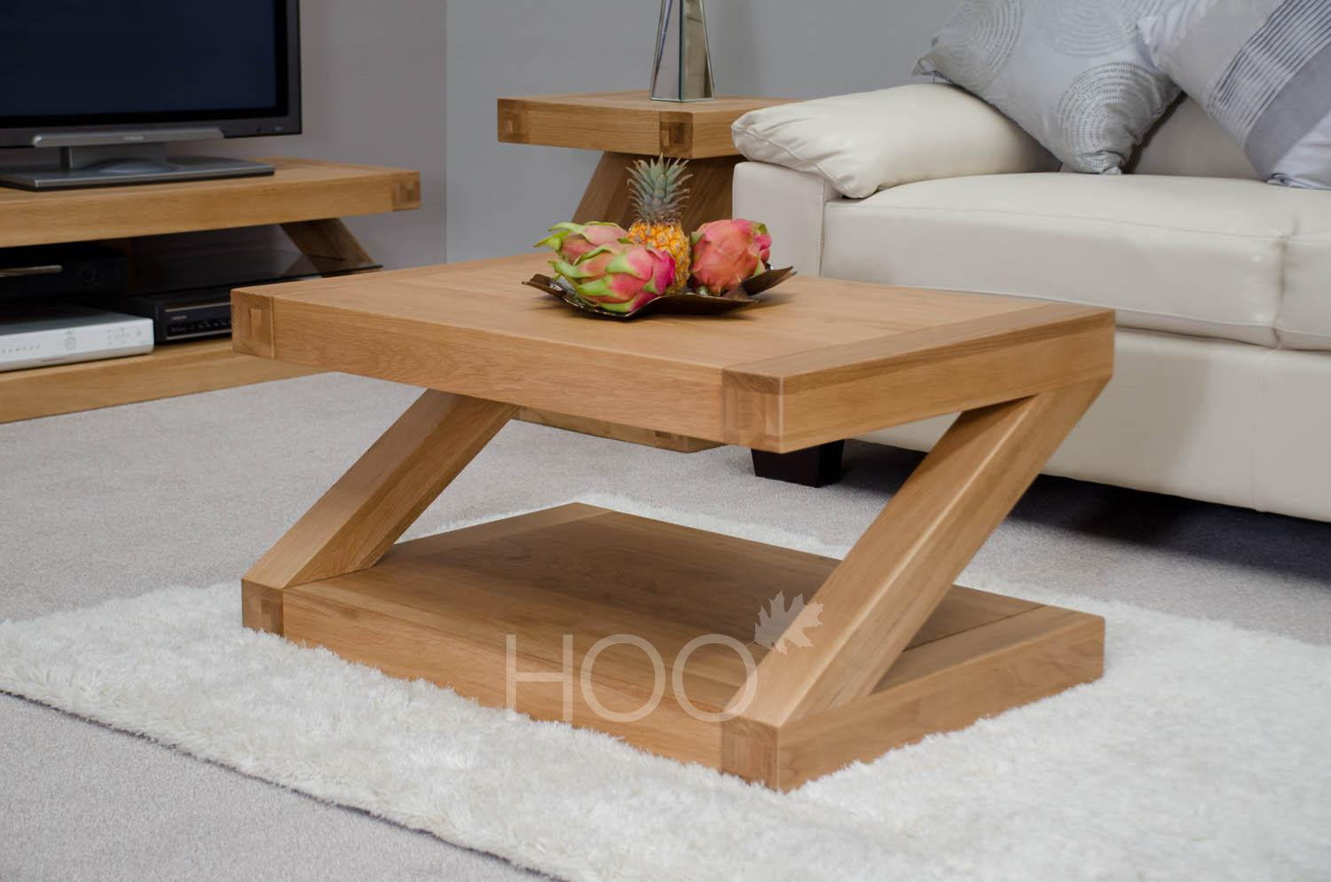 Z Oak 3FT x 2FT Coffee Table