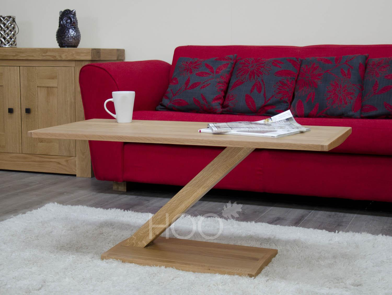 Z Oak Modern Coffee Table