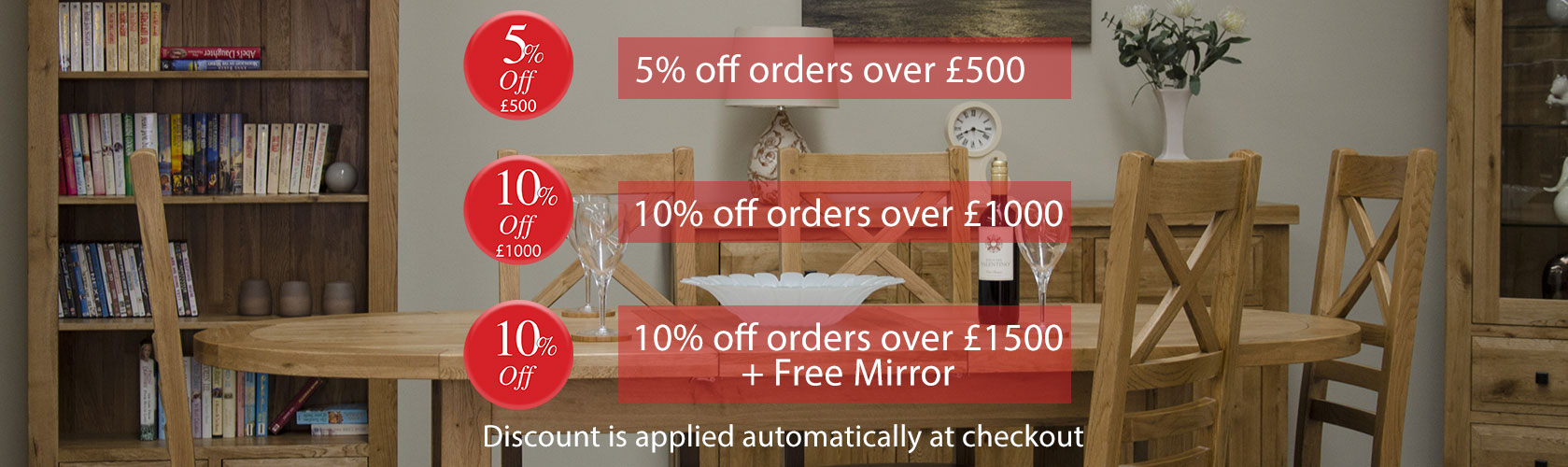 House of Oak - Special Offer