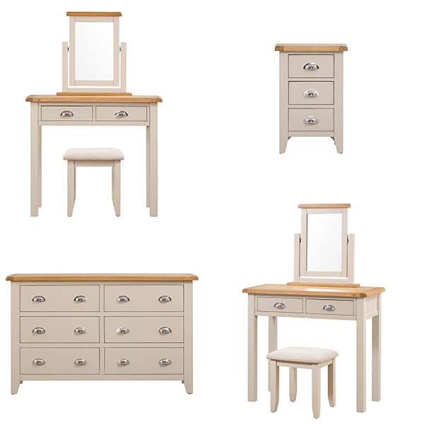 Drawers & Dressing Tables
